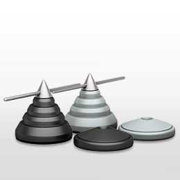 Audio Selection Kegel 30mm & Disk 30mm